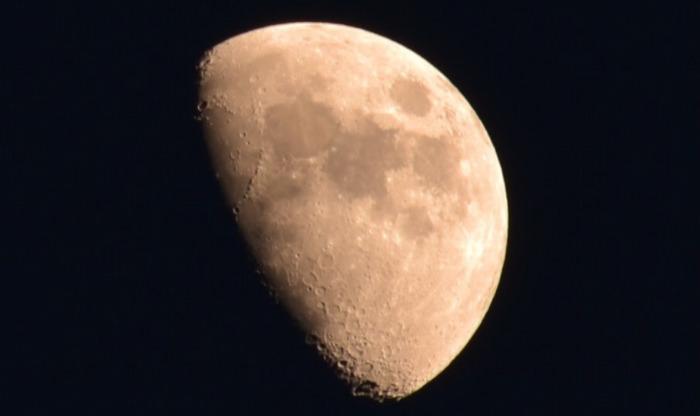 月のクレーターなど撮影方法