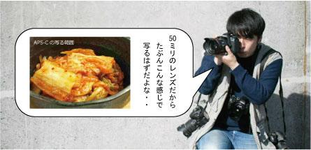 昔のカメラマンがイメージしやすい言葉が35ミリ換算