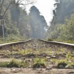 小湊鉄道の線路