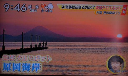 日本テレビのシューイチ