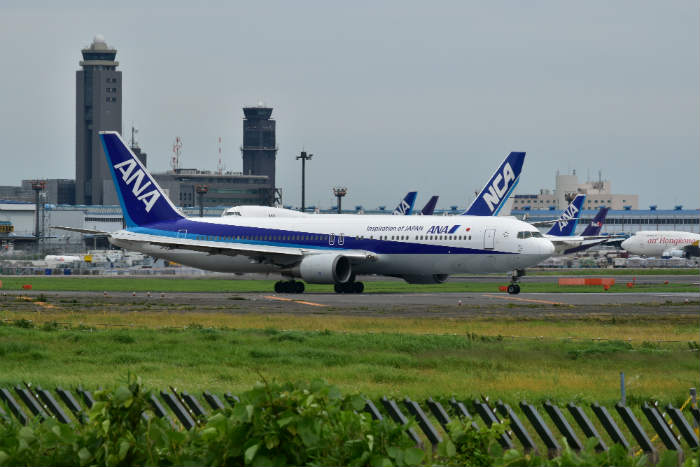 日本の飛行機