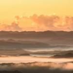 千葉の雲海撮影スポット九十九谷展望公園
