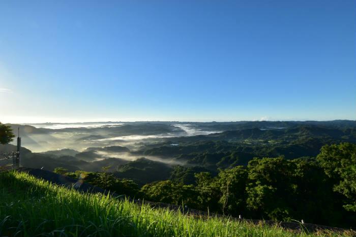 千葉の雲海撮影スポット