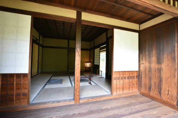 佐倉市の武家屋敷を広角レンズで撮影してみた