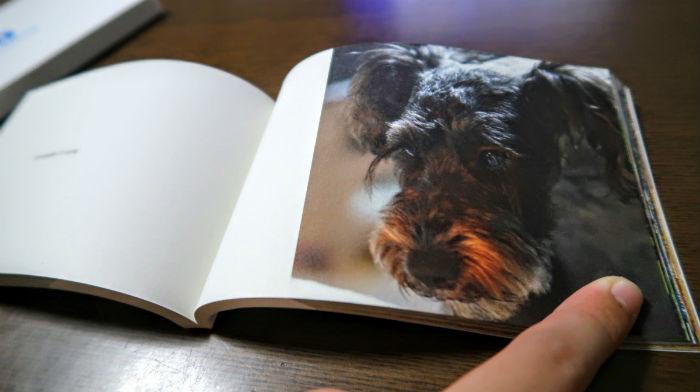 Instantbookはお気に入り写真60枚で構成