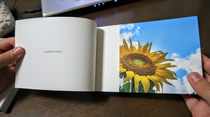 Instantbookを開いた
