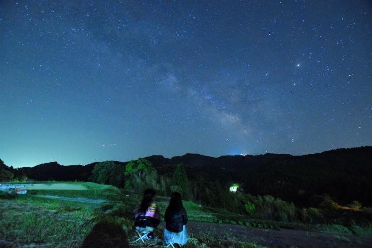 5月は初天の川撮影成功