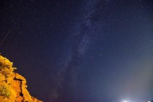 8月は彗星