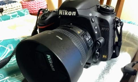 ニコンD750本体を購入