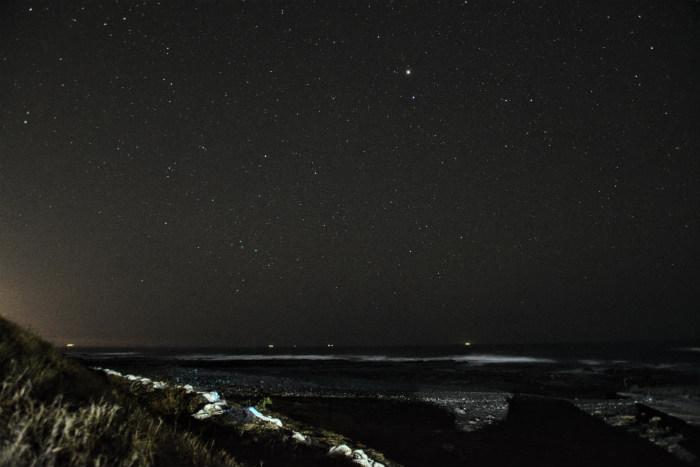 星がたくさん