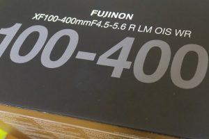XF100-400mmレビュー