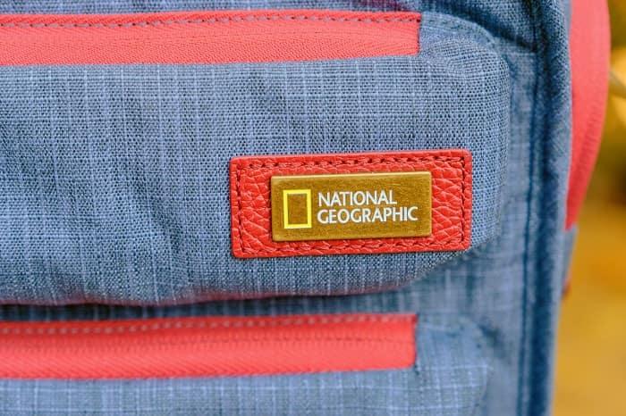 ナショナルジオグラフィックNG AU 5310のロゴ