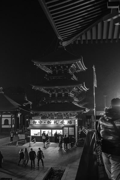 ACROS白黒写真
