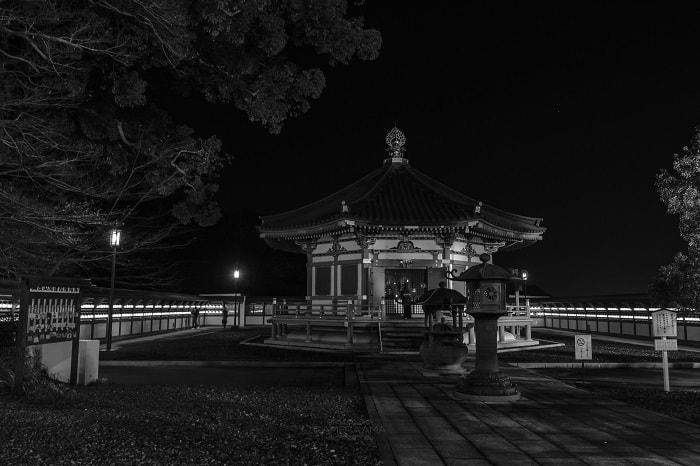 FUJIのACROS白黒写真