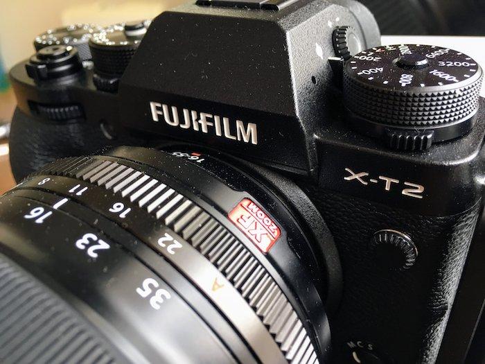 富士フィルムX-T2を購入