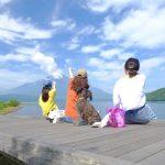 山中湖からの富士山撮影地