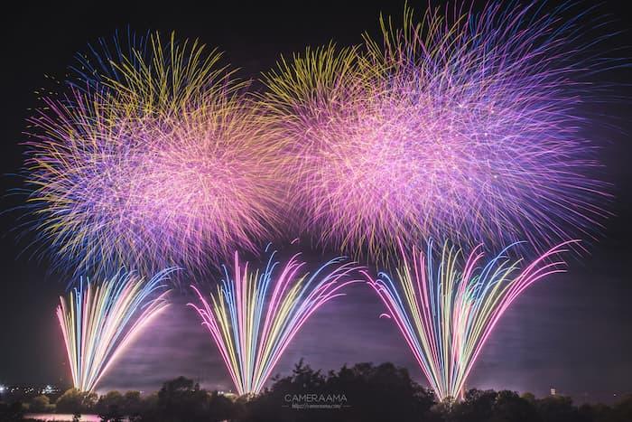 2018松戸花火大会